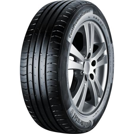 Continental ContiPremiumContact 5 215/55R17 94V PC5